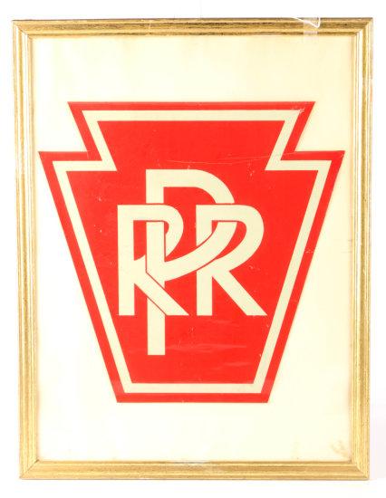 Pennsylvania Railroad Decal