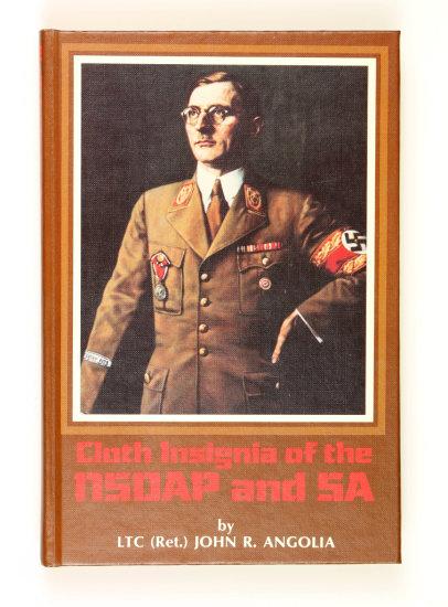 Book:  Cloth Insignia of the NSDAP and SA