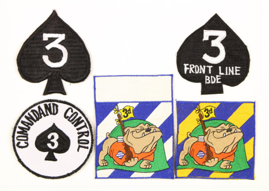 Military Patches (5)