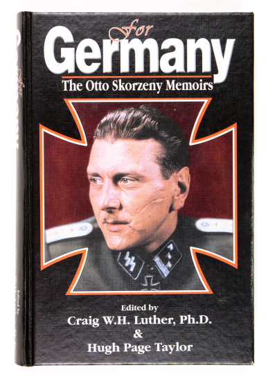 Book:  For Germany: The Otto Skorzeny Memoirs