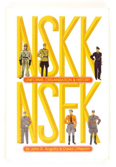 Book:  NSKK NSFK: Uniforms, Organisation & History