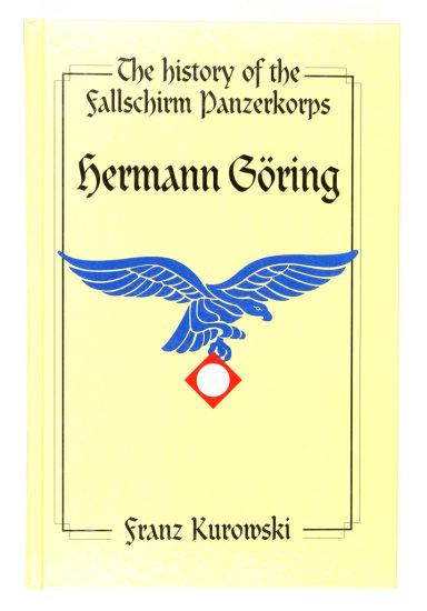 Book:  The History of the Fallschirm Panzerkorps Hermann Goring