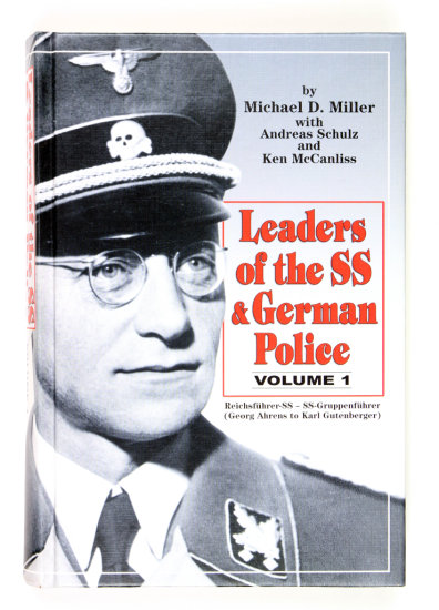 Book:  Leaders of the SS & German Police Volume 1 and 2