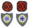 Military Patches (4)
