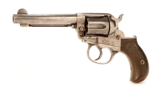 Colt 1877 Lightning DA in .38 Caliber