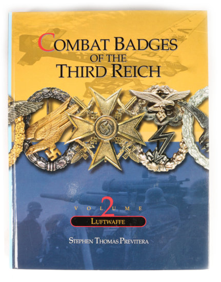 Book: Combat Badges of the Third Reich, Volume II