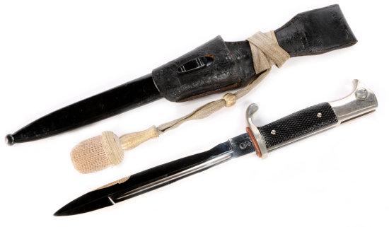 German Fire/Police Bayonet