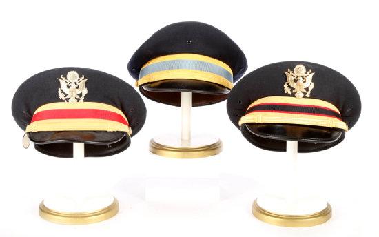 U.S. Army Dress Hats (3)