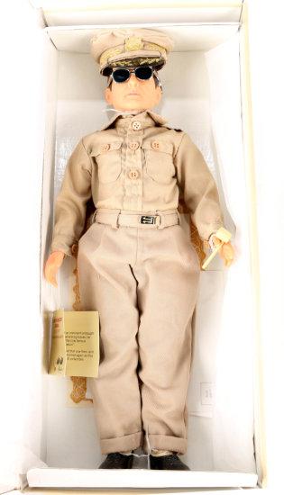 Effanbee Action Figure: General Douglas MacArthur