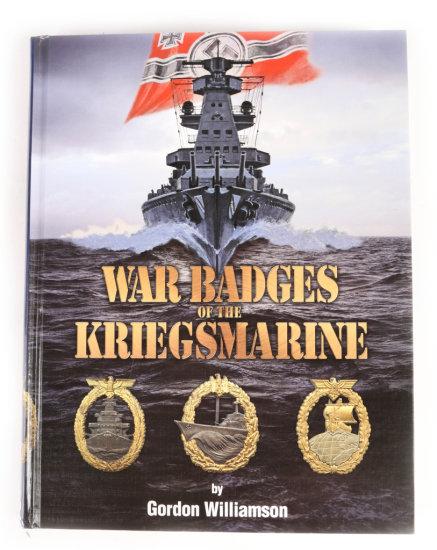 Book: War Badges of the Kriegsmarine