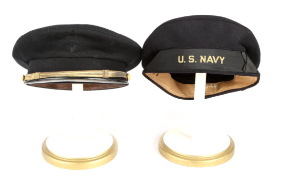 U.S. Navy Hats (2)