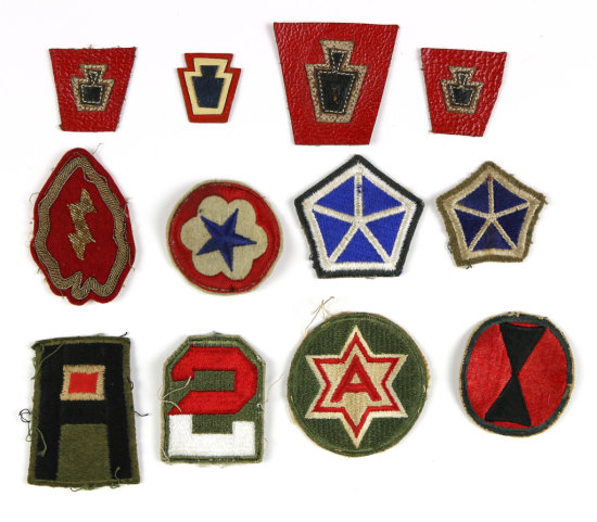 U.S. Military Patches (12)