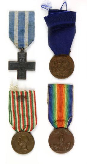 WWI Italian Medals (4)