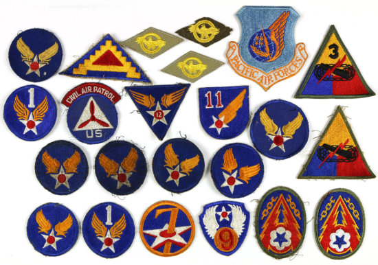 U.S. Military Patches (23)