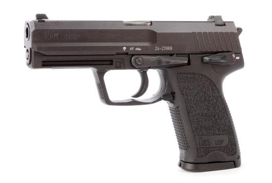 H & K USP in 9mm