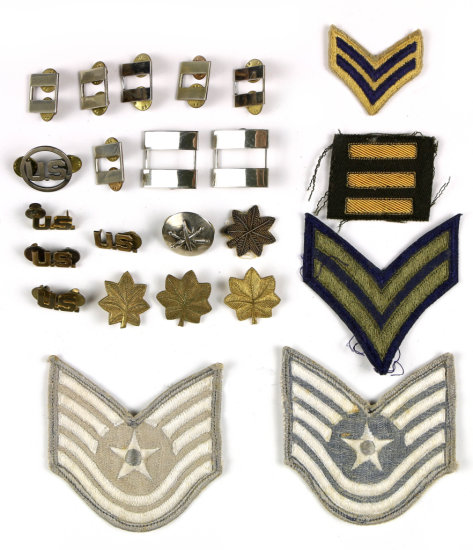 Military Patches & Pins