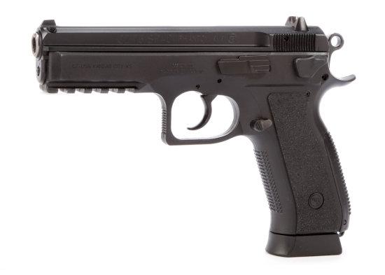 CZ 75SP-01 Phantom in 9mm