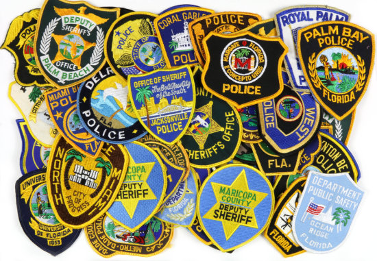 Florida Police Patches (52)