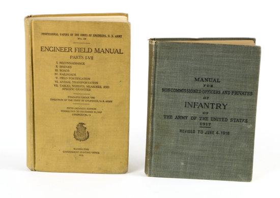 Books: U.S. Army Manuals (2)