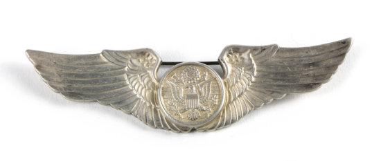 U.S. Army Air Force Air Crew Wings Pin