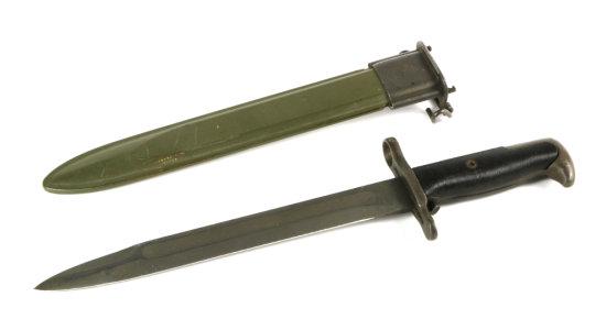 WWII U.S. Army M1 Garande Bayonet
