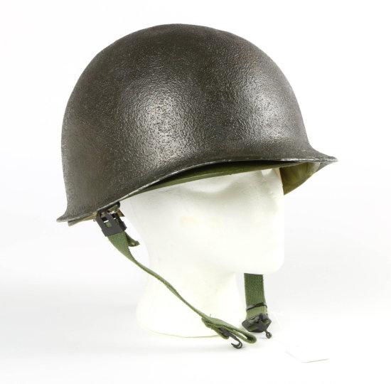 WWII U.S. Army Helmet