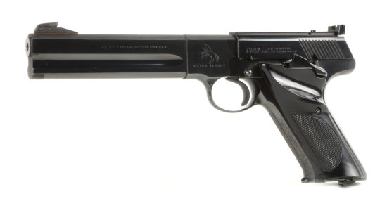 Colt Match Target in .22 Long Rifle