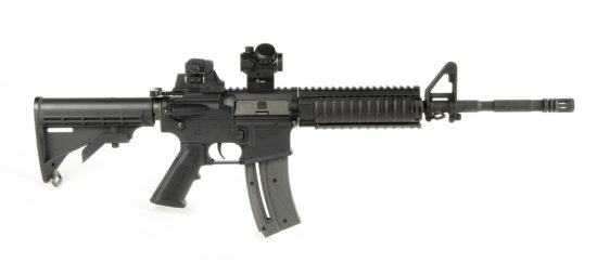 Colt M4 OPS Carbine in .22 Long Rifle