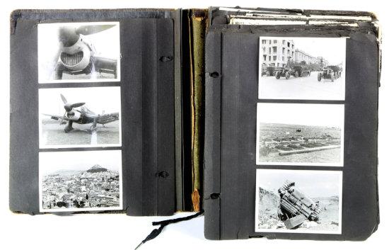 German Invasion of Russia Candid Picture Album (296)