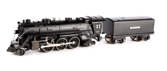 Lionel No. 1666 Locomotive with Tender No. 2689T