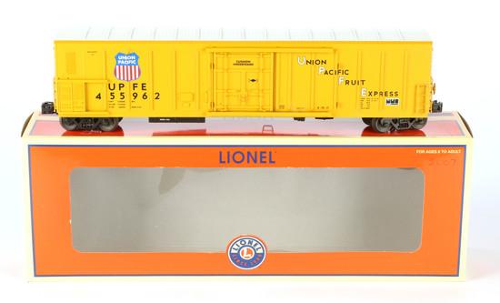 Lionel Union Pacific Mechanical Reefer