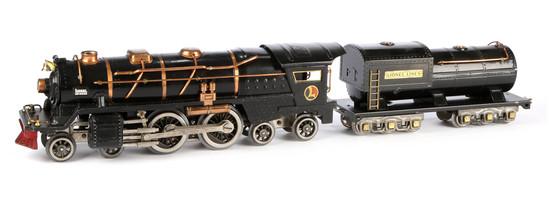 Lionel No. 400E Standard Gauge Locomotive & Tender