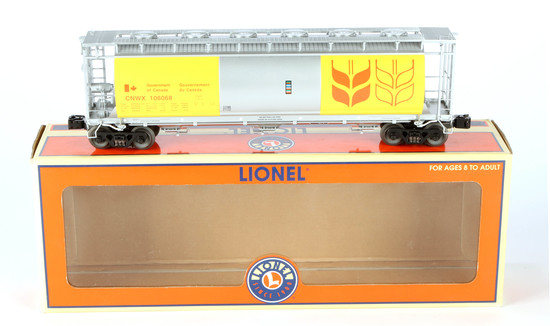 Lionel Gov. of Canada Cylindrical Hopper