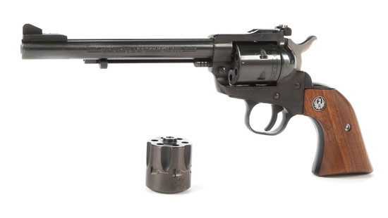 Ruger Single 6 Convertible in .22 LR/.22 Win.Mag.