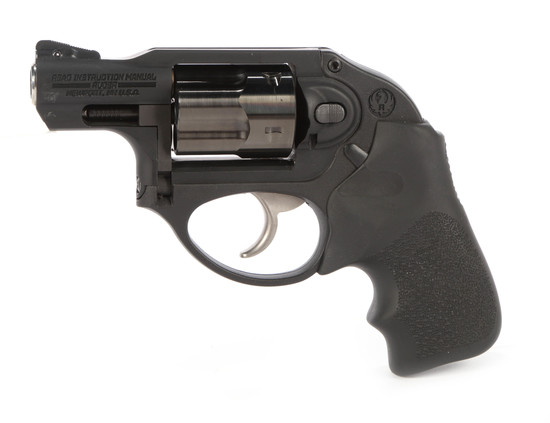 Ruger LCR in .38 Special + P