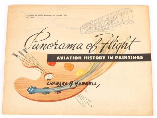 Book - Panorama of Flight