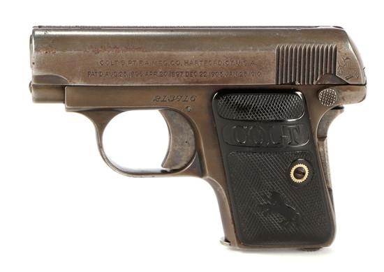 Colt Model 1908 in .25 ACP