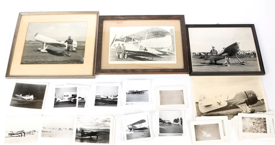 Miscellaneous Aviation Pictures & Negatives