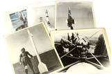 Miscellaneous Aircraft/Missile Black & White Photos (5)