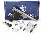 Smith & Wesson 22 Victory Model in .22 LR