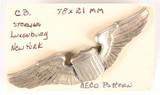 U.S. Army Air Service Aircraft Pilot Wings Pin
