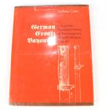 Book: German Ersatz Bayonets. 1
