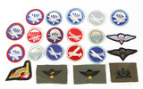 Miscellaneous Glider/Paratrooper Patches (20)