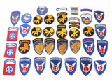 Miscellaneous Airborne Division Patches (32)