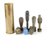 Inert Grenades