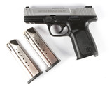 Smith & Wesson Model SD9VE in 9MM