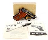Beretta EL 950 BS in .22 SR