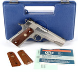 Colt Series 80 Mk IV in .45 ACP