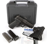 Sig Sauer Model P-226 in .40 Smith & Wesson