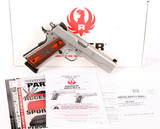 Ruger SR1911 in .45 ACP